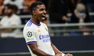 Após receber assistência, Rodrygo exalta parceria com Vinicius Jr. no Real Madrid: 'Adoro jogar com ele'