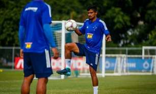 Ramon relata reunião no Cruzeiro sobre salários atrasados e crê que 'essa semana pode aparecer algo'