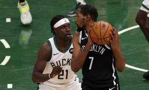 Nets e Lakers despontam como favoritos ao título da NBA, segundo casas de apostas