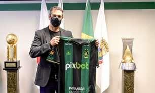 'Vou dar continuidade ao excelente trabalho feito pelo Mancini, diz Marquinhos Santos em apresentação no América-MG