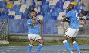 Napoli x Légia Varsóvia: onde assistir, horário e escalações da partida da Liga Europa