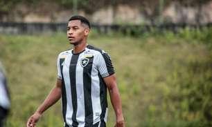 Zagueiro Carlos Araújo confia no Botafogo para avançar à semifinal do Campeonato Brasileiro Sub-20