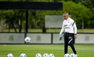 Pressão sobre Sylvinho aumenta entre conselheiros do Corinthians, mas técnico recebe 'blindagem'