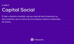 O que é capital social de uma empresa?