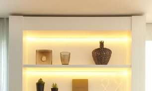 Prateleira com LED: +50 Ideias Exclusivas para Iluminar Sua Decoração