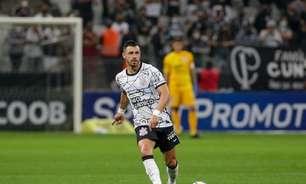 Corinthians é um dos times que menos finalizam no Brasileirão e troca, em média, 45 passes até chutar