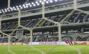 Por novos sócios, Santos faz parceria com empresa que atua no Palmeiras