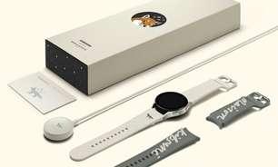 Galaxy Watch 4 ganha novas watchfaces e personalização Bespoke Edition