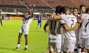Vitória bate o Itabaiana sem dificuldades e avança na Pré-Copa do Nordeste