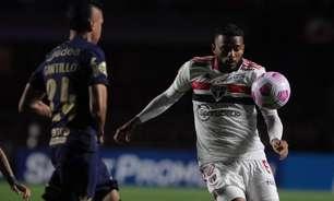 Reinaldo ganha nova sequência como titular do São Paulo; veja números dele na temporada