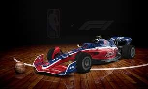 Fórmula 1 fecha parceria com NBA para criação de conteúdos e eventos no GP dos EUA