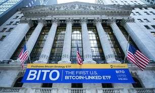 ETF de Bitcoin: fundo de investimentos estreia em Wall Street