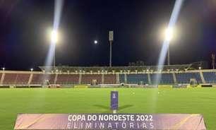 Sousa vence nos pênaltis e elimina Confiança da Copa do Nordeste