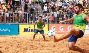 World Footvolley confirma etapa mundial no Rio de Janeiro