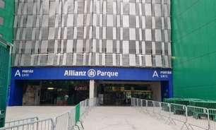 Palmeiras terá setor popular no Allianz Parque