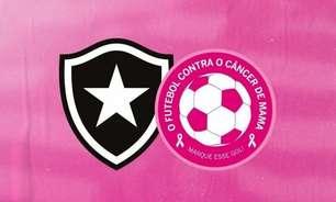Em ação do Outubro Rosa, Botafogo disponibiliza mamografias gratuitas para funcionárias e torcedoras