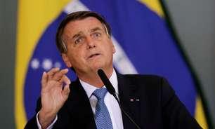Bolsonaro volta a dizer que só Deus o tira da presidência