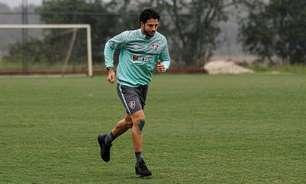Hudson volta a correr no campo após cirurgia no joelho; veja situação dos lesionados do Fluminense