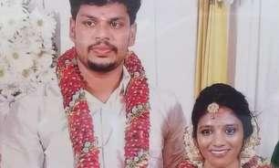 O homem condenado por matar mulher com picadas de cobra na Índia