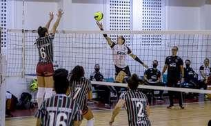 Sesc RJ Flamengo vence Fluminense e sai na frente na decisão do Campeonato Carioca de vôlei