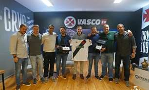 Vasco anuncia novo patrocinador máster; parceria renderá R$ 9 milhões até dezembro de 2022