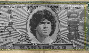 Maradólar: saiba o que é, quanto custa e como adquirir a moeda dedicada a Maradona