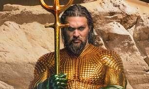 """Jason Momoa passará por cirurgia no olho após acidente no set de """"Aquaman 2"""""""