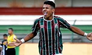 Matheus Martins e João Neto, do Fluminense, são convocados para torneio com a Seleção Sub-18