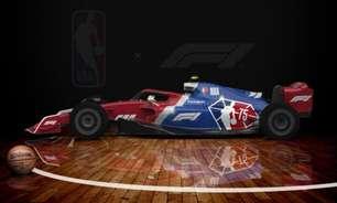 Fórmula 1 e NBA acertam parceria de conteúdo durante o GP dos Estados Unidos