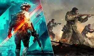 Call of Duty ou Battlefield: qual o melhor FPS para você?