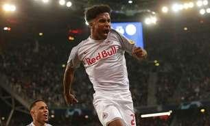 Real Madrid pensa em nova estrela do RB Salzburg e evitar briga de gigantes por Erling Haaland