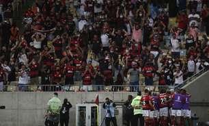 Mesmo com torcida, Flamengo soma prejuízo milionário em quatro jogos; semifinal da Libertadores é exceção