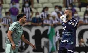 Abel Ferreira elogia atuação do Palmeiras e ressalta importância de ter o elenco completo