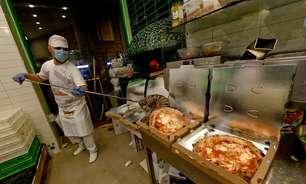 Itália faz operação contra pizzarias que fraudavam ingredientes