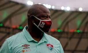 Marcão tenta primeira vitória sobre o Flamengo no comando do Fluminense; veja o aproveitamento