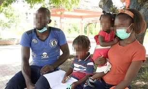 'Foram 4 dias só com leite e água': o drama das crianças brasileiras deportadas ao Haiti que o Brasil quer repatriar