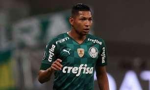 Rony é líder no ranking geral de impedimentos do Brasileirão e na Libertadores