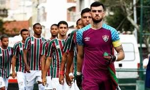 Treinando com a categoria sub-23 do Fluminense, Thiago Gonçalves avalia temporada pelo clube