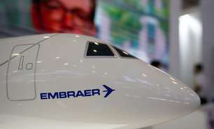 Embraer entrega 30 jatos no 3º tri, tem US$16,8 bi em pedidos firmes