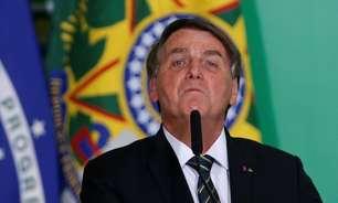 """Bolsonaro xinga Renan e diz que senador está envolvido em """"maracutaias"""""""