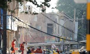 Explosão de gás em restaurante na China deixa 4 mortos; veja