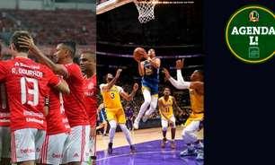 Brasileirão, NBA, campeonatos europeus... Saiba onde assistir aos eventos esportivos de quinta-feira