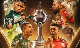 Disney escolhe narrador para final da Libertadores entre Flamengo e Palmeiras