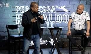 Marcelinho compara Sylvinho a Luciano Huck e corneta Cássio