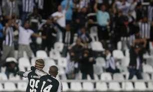 Energia da torcida faz diferença, Navarro é aclamado e Botafogo vai no ritmo para vitória de imposição