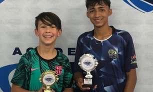 Definidos campeões em torneios da Federação Paulista