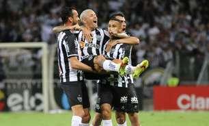 Atlético-MG 'amassa' o Fortaleza e fica muito perto da final