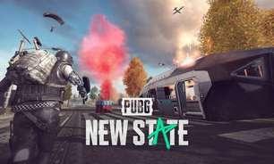 PUBG: New State chega em novembro para celulares Android e iPhone