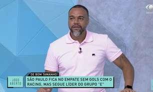 Denílson revela mal-estar com comentarista da Globo: 'Primeira vez que tratei um jornalista mal'