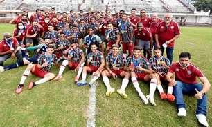 Fluminense lidera competições de base no Rio de Janeiro do Sub-9 ao Sub-20